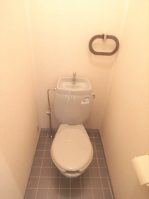 トイレが綺麗に清掃済みです!!