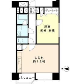 TS大森ハイム 702号室