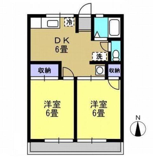 DK7.5帖 洋6帖 洋6帖