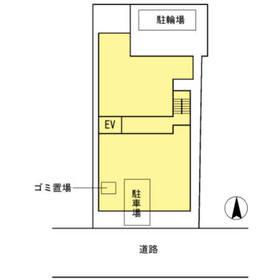 COURT BREEZE多摩川 603号室