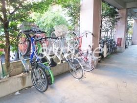 自転車置場あります♪