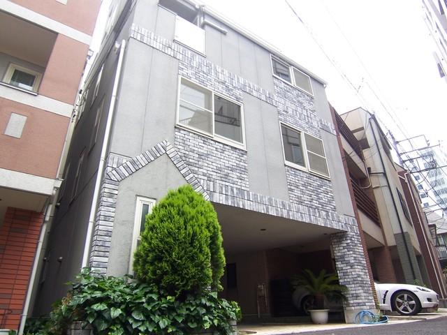 恵比寿2丁目戸建の外観画像