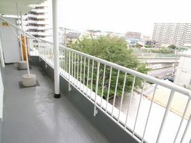 津田沼駅前のマンションなのに眺望良好なんです。