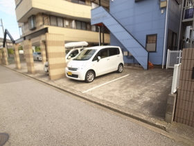駐車場の空きは要確認です!