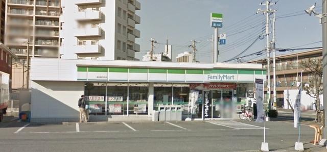 ファミリーマート神戸北別府店