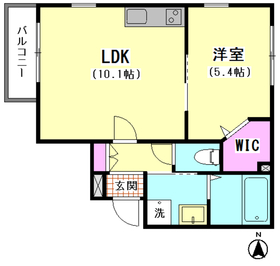 リヴェール カゲツ 301号室