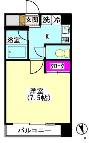 ムーンアベニュー 301号室