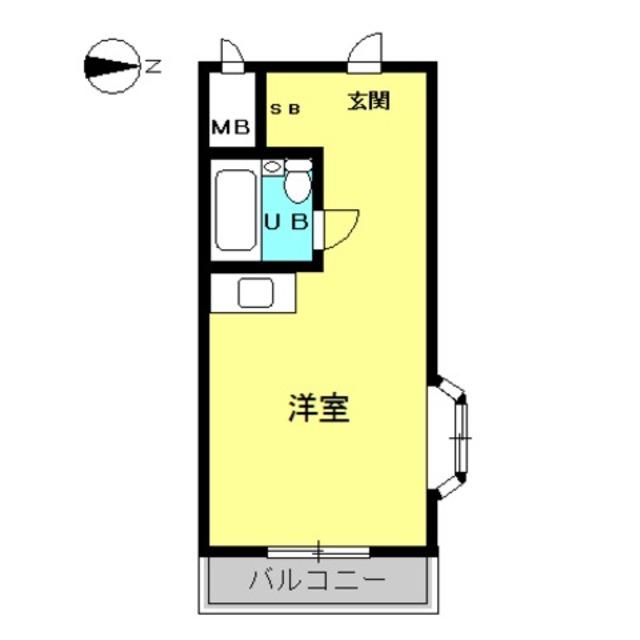 洋室5.5帖