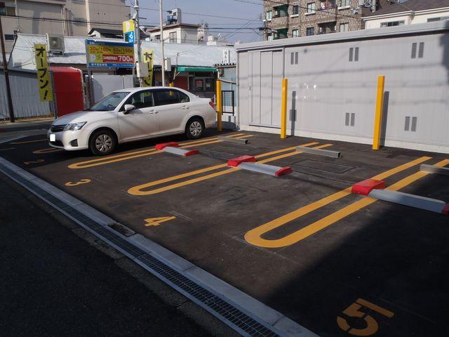 阪神高速サービス新今里駐車場