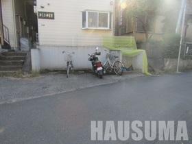 自転車置き場「