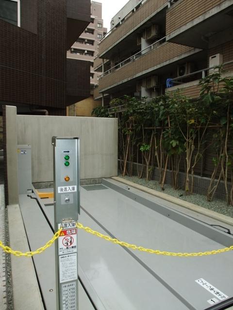 スカイコート蒲田壱番館駐車場