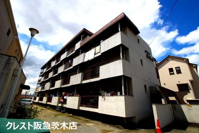 メゾン東茨木/鉄筋コン/4階建て