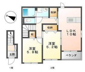 アパート/愛媛県新居浜市松神子3丁目 Image