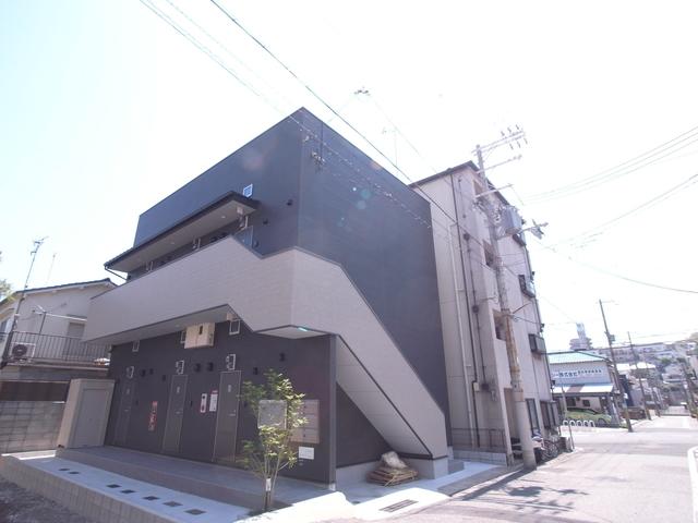 神戸市長田区長田町6丁目の賃貸アパート