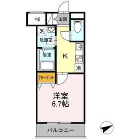 SUN RESIDENCE 213号室