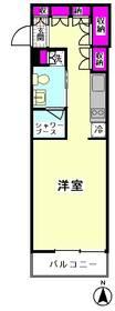 セレーノ戸越 402号室
