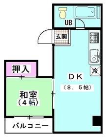 三喜ハイツ 501号室