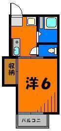 人気のバス、トイレ独立!洗濯機も室内に置けます!