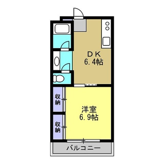 洋6.9帖 DK6.4帖