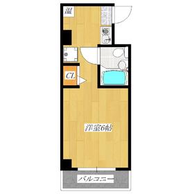 5万円代のお家賃でオートロック付のマンションタイプは魅力♪