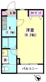 シエール羽田伍番館 202号室