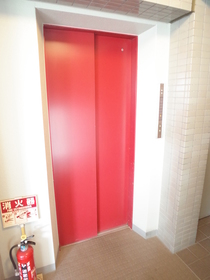 エレベーター付きは助かります