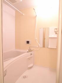 浴室乾燥機・追炊き付きのかわいいお風呂!