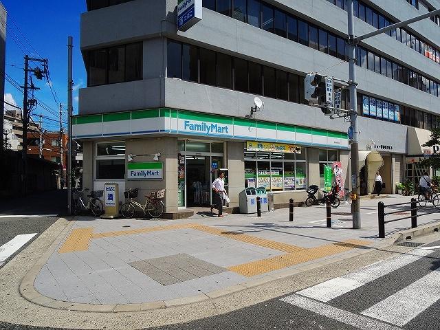 ファミリーマート阪神野田店