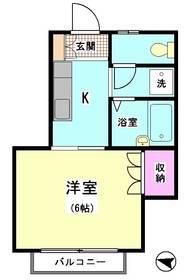 ジュネスナガサワ 101号室