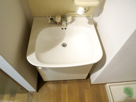 洗面台です(#^^#)