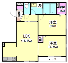 Liber Garden 101号室