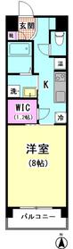 ボーブリアンあさひ (各種駐輪場完備) 203号室