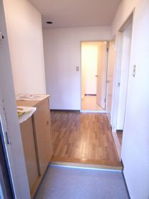 下駄箱もバッチリ!明るい玄関です☆別のお部屋の写真です