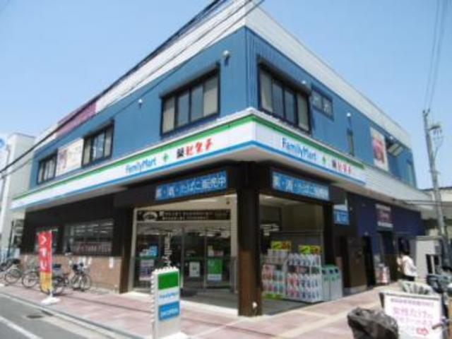 ファミリーマート+薬ヒグチ岩田南店