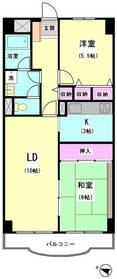 亀有パークマンション 704号室