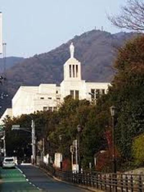 私立神戸海星女子学院大学