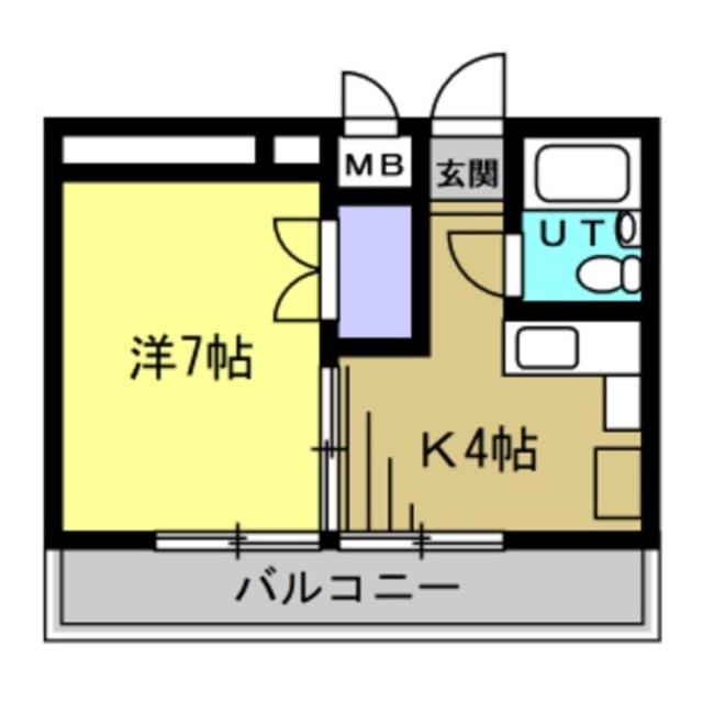 K4帖 洋室7帖