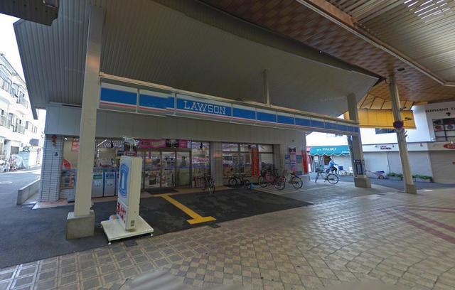 ローソン東大阪足代一丁目店