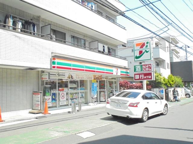 セブンイレブン市川平田3丁目店