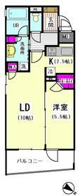 シャルール西五反田 403号室