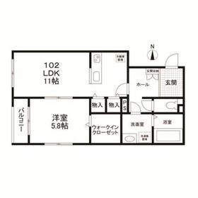 (仮称)南六郷1丁目共同住宅 102号室