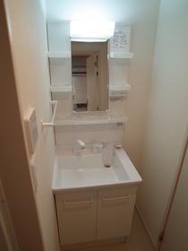 女性に嬉しい独立洗面所♫きれいな洗面所で、朝の身支度バッチリ!!
