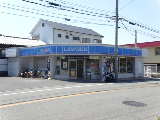 ローソン中桜塚店