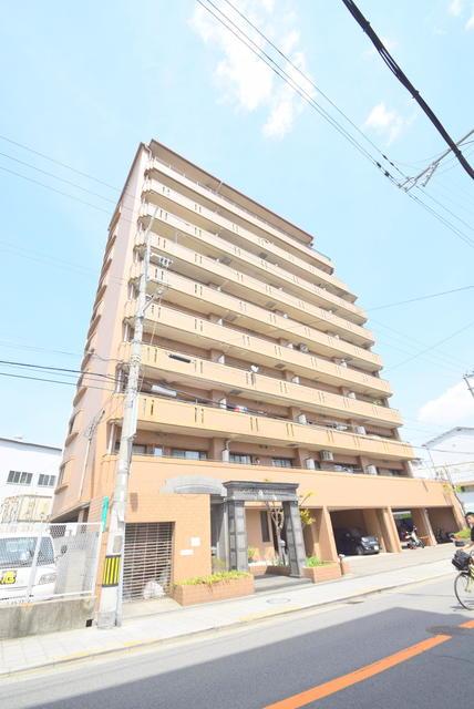 大阪市東成区東今里2丁目の賃貸マンション