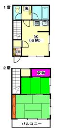 本羽田1517戸建 1号室