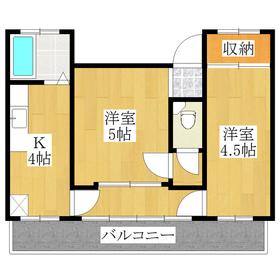 最上階☆2人入居可のお部屋♪