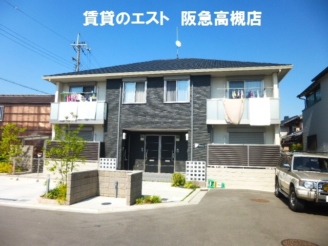 大阪府高槻市大塚町アパート