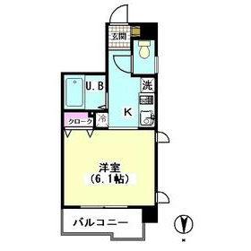 江川ホームズ 503号室