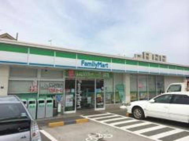 ファミリーマート白水店