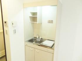 キッチンはIHコンロで1口設置済みです☆